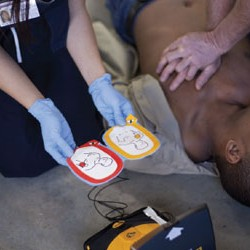 AED CPR Training