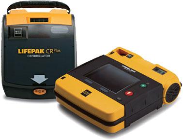 LifePak Defibrillator