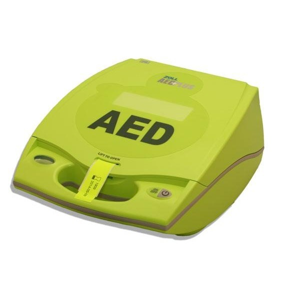 Zoll AED Plus Fully-Auto AED