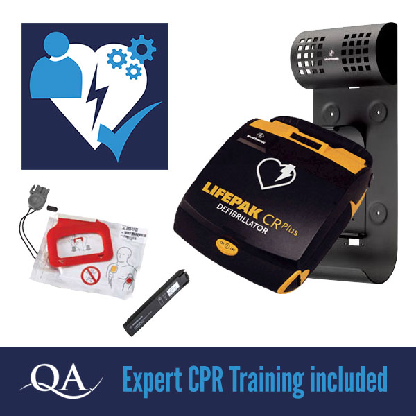 Lifepak CR Plus Packages