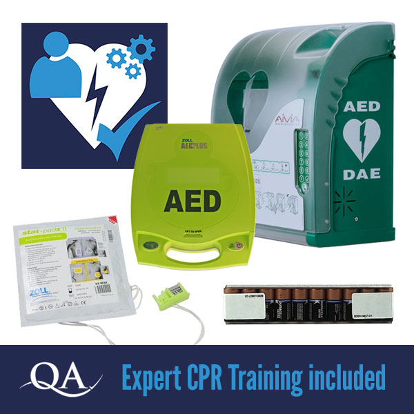 ZOLL External AED Package